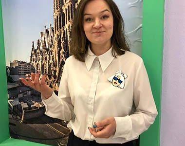 Наталья Котова